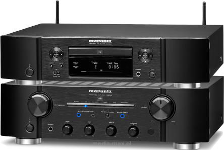 Marantz PM-8006 + ND-8006
